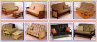 Large selection of futons & frames in Albuquerque