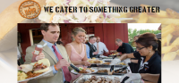 WE CATER TO SOMETHING GREATER