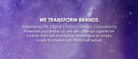 We Transform Brands