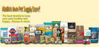 Alaskan pet supply store with best brands to keep your pets healthy and happy