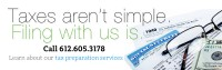 Taxes aren't simple. Filing with us is.